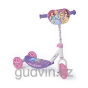 Самокат 3-х колесный из серии Disney Princess фото