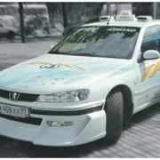 Перевозка пассажиров автомобилями такси фото