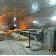 Действующее производство по выпуску деревянных конструкций и деревообработке фото