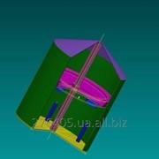 Вычисление объемов слоев и суммарного объема для каждого уровня сечения фото