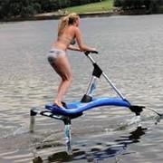Акваскипер (водный велосипед) фото