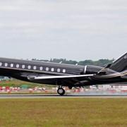 Чартерный рейс Challenger 601 фото