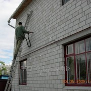 Утепление домов заливочным пенопластом БИПОР фото