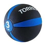 Медбол Torres 3 кг арт.AL00223 фото
