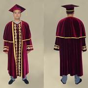 Мантии для профессоров, студентов-выпускников, готовые и на заказ фото