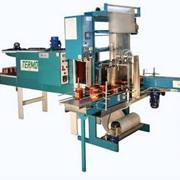 Автомат трехручьевой термоупаковочный с транспортёром МТУ-15Т-А3 фото