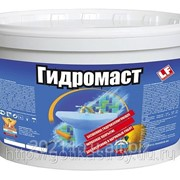 Гидроизоляционная акриловая мастика Гидромаст 6кг фото