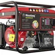 Продажа би-топливного (Газ-Бензин) генератора Musstang MG5000S-BF фото