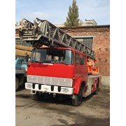 АвтоВышка Пожарная Ал37 на базе Магирус фото