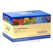 Тонер-картридж ProfiLine PL-CE403A для принтера HP фото