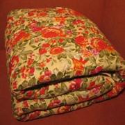 Одеяло ватное 180х210 см фото