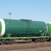 Ремонт и наладка систем разгрузки вагона-цистерны 15-884 фото