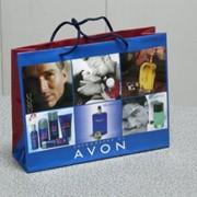 Пакеты бумажные с фирменной символикой, подарочная бумажная упаковка под заказ, Киев фото