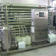 Установка стерилизационно-охладительная (трубчатая) СОУ-5.0 (до 5 000 л/ч) фото