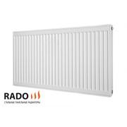 Радиатор стальной панельный RADO 22 500х1000 (боковое подключение) фото