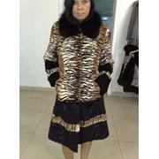 Шуба женская из натурального меха с капюшоном, ассортимент, производство, пошив, продажа, продажа шуб от производителя фото