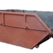Бункер-накопитель 8м3 фото