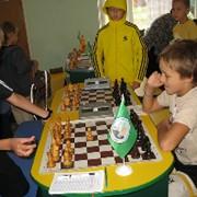 Шахматный кружок фото