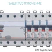 Модульные автоматические выключатели серии DX 3 фото