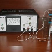 Прибор для измерения сопротивления растворов и расплавов ИС-3 фото