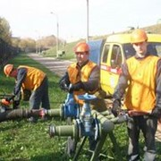 Эксплуатация водопроводных, канализационных сетей. фото
