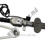 Инструмент для сварки полипропиленовых труб F-2010 с комплектаций, коропка Perfetto фото