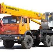 Аренда и услуги  автокрана в Кокшетау фото