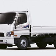 Грузовые автомобили Hyundai различной комплектации фото