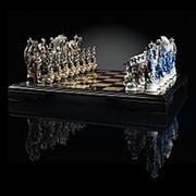 Шахматы Швейцарский поход Суворова фото
