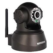 IP-камера видеонаблюдения беспроводная поворотная Wanscam JW0008 фото