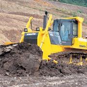 Землеройная техника KOMATSU фото