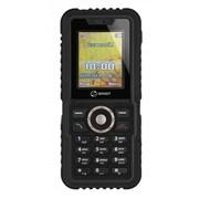 P7-B Senseit сотовый телефон защищенный, IP68, Чёрный фото
