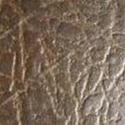 Комплект для обивки дверей тесненный (кожвинил 1м х 2, 05 м, утеплитель2, гвозди) Темно коричневый №716255 фото