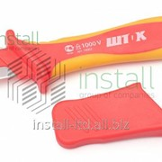 Нож для снятия изоляции с частично изолированным лезвием 1000В фото