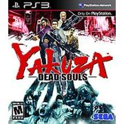 Игра для ps3 Yakuza Dead Souls фото