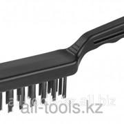 Щетка Зубр Эксперт проволочная стальная большая с пластмассовой ручкой, 5 рядов Код: 35011-5_z01 фото