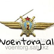Нагрудный знак военного штурмана 2 класса фото