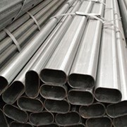 Труба стальная плоскоовальная 20 ГОСТ 13663-86 фото
