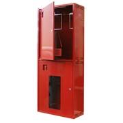 Пожарный шкаф ШПК-320 ВК встроенный, комбинированный фото
