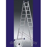 Лестницыстремянки двухсекционные фото