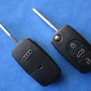 Изготовление и продажа авто чип ключей на ауди audi фото