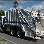 Вывоз и захоронение строительных отходов фото