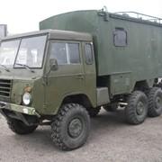 Военный внедорожник Volvo Laplander C304 (TGB13) фото