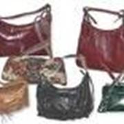 Кожаные сумки. фото