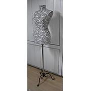 Манекен швейный женский уплотненный чехол фото