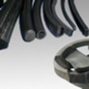 Резиновые шнуры, профили фото
