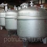Реактор промышленный для производства лаков и красок фото