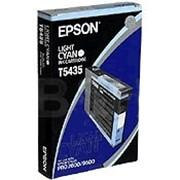 Картридж Epson Cyan light для Stylus Pro 7600/9600 светло-голубой фото