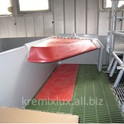 Логово для поросят-сосунов, подогреваемая панель, сверху- отражатель,в Молдове ,в ПМР фото