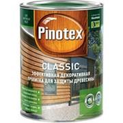 Pinotex Classic, защитная пропитка (морилка) для древесины, 9 л. фото